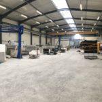Fabrication marbre découpe - Andancette (26)