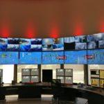 Salle de contrôle d'un site chimique - Salaise-sur-Sanne (38)