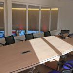 Bureaux de réunion du site chimique de Tredi Industrie - Salaise-sur-Sanne (38)