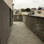 Construction maison médicale de Peaugres
